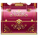 Box chest icon