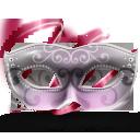Masquarade mask icon