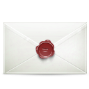 Royal mail envelope icon