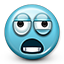 Emoticon_Smiley_Crazy_overworked_paranoid_tired