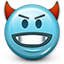 Emoticon_Smiley_Devil_Devilish_Evil