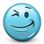 Emoticon_Smiley_Wink