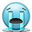 Emoticon_Smiley_crying_tears_river