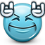 Emoticon_Smiley_devil_horns_music_rock_rocking