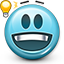 Emoticon_Smiley_idea_genius_eurice