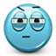 Emoticon_Smiley_not_sure_suspicious